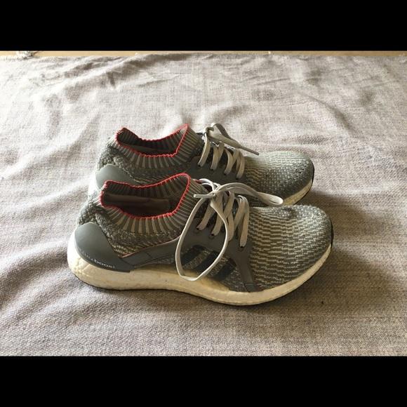 Adidas zapatos ultra Boost X en gris poshmark
